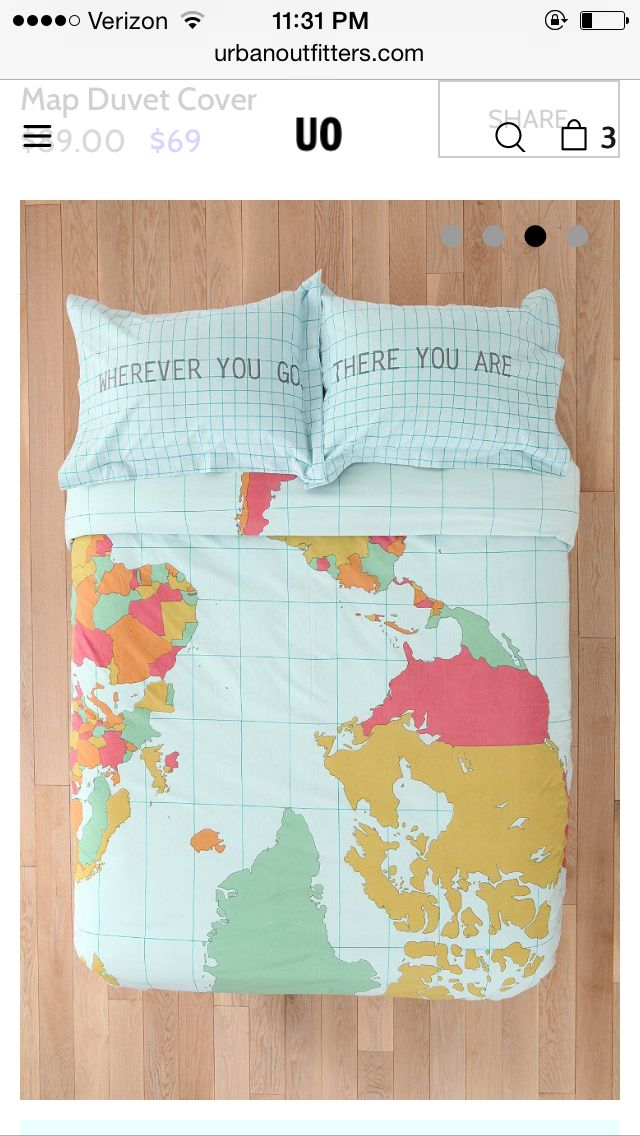 For Amanda's guest room
