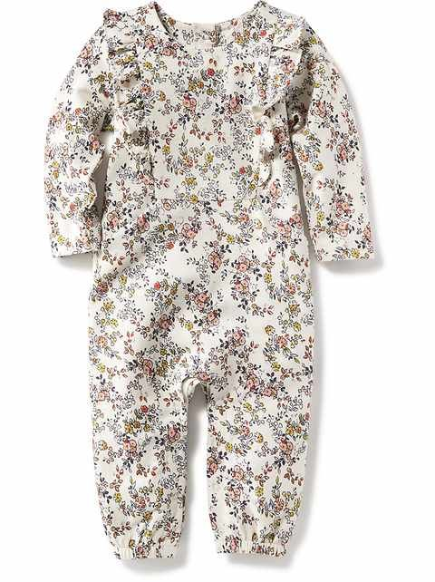 Baby: Baby Girls 0-24M | Old Navy $17.00