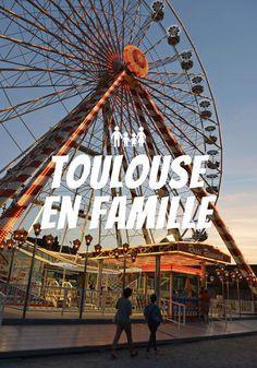 Grande roue, Toulouse plages © K. Lhémon #visiteztoulouse #toulouse
