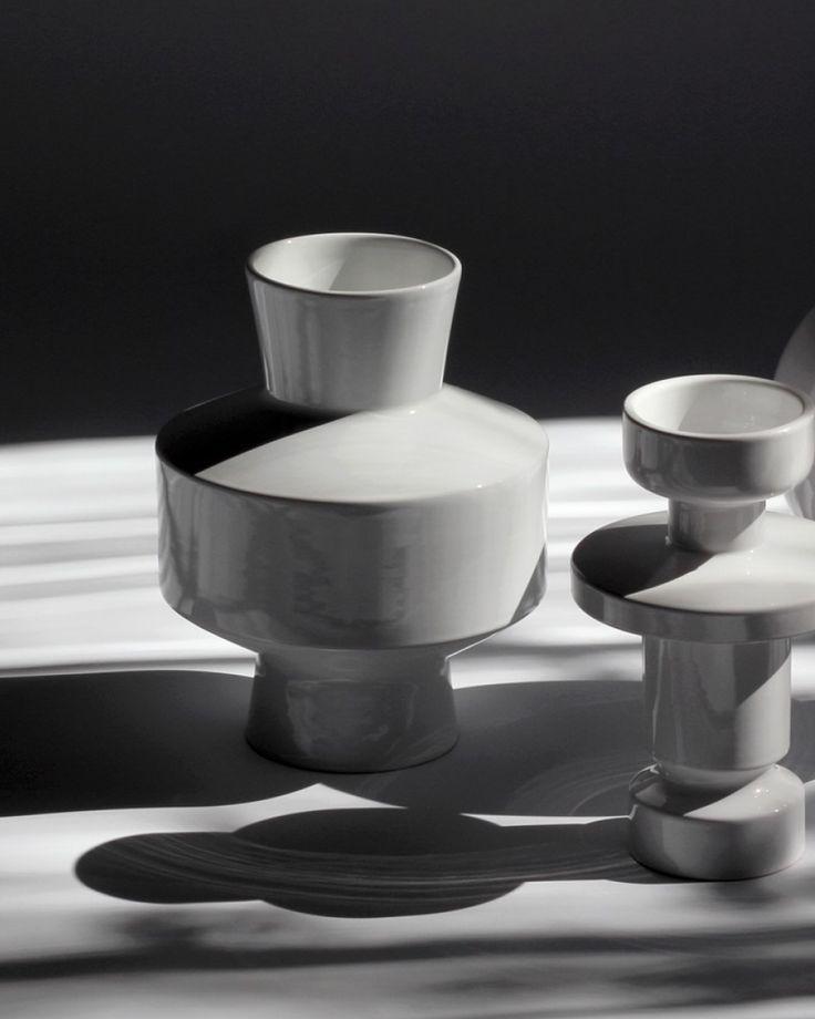Linck Keramik   Vase   Ceramics   Switzerland   V18   Shop   Design and Craft   Gifts   Makers&Brothers   Makers & Brothers