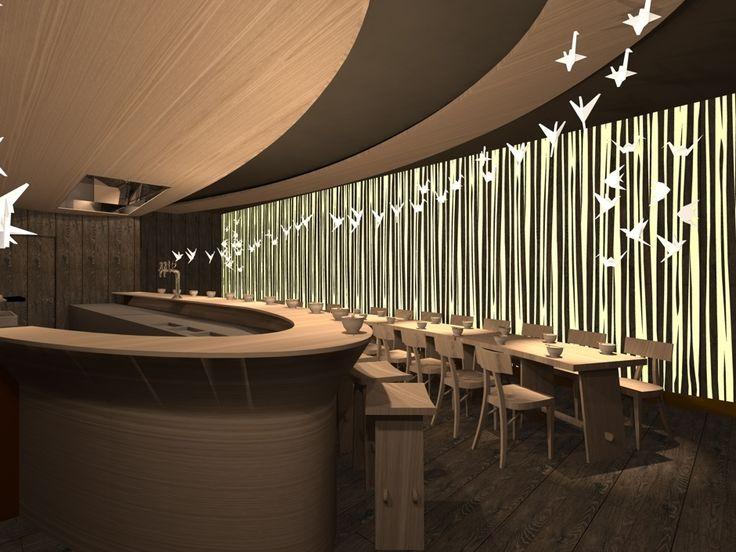 1000 images about bar izakaya on pinterest - Restaurante tokyo barcelona ...
