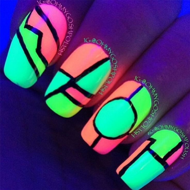 139 best * Glow in the dark stuff * images on Pinterest | Neon party ...