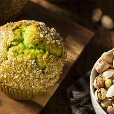 Fantastic Pistachio Muffin