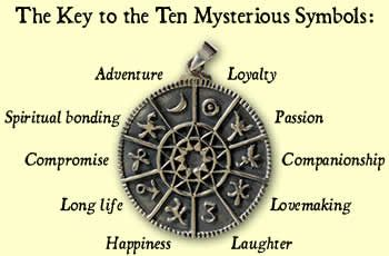 gypsy symbol | Sherpas Nirvana is recommended by mystics for the purpose of uniting ...