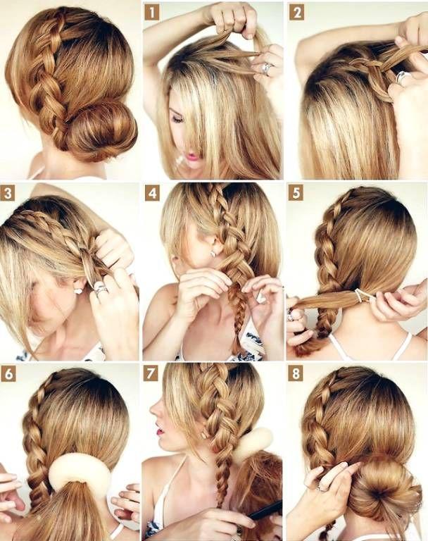 Sensational 1000 Ideas About Simple Hairstyles For Girls On Pinterest Short Hairstyles Gunalazisus