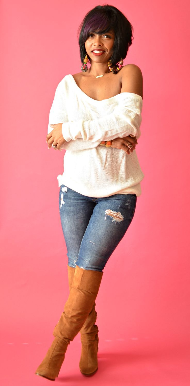 "Fall Lookbook: 3 Fall Outfit Ideas ~ ""Sweenee Style"" #Womens-Fashion"
