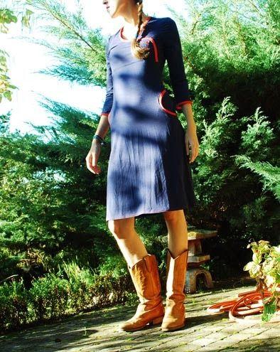 karenvandelaer: Retro jurk