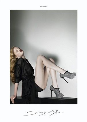 advertising campaign Greymer Fall Winter Collection 2012 www.greymer.it