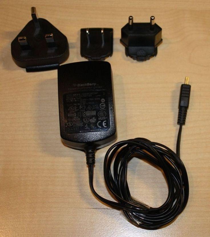 Blackberry Bold 9000 Smartphone Ladekabel mit Adapter für EU, UK, USA in Handys & Kommunikation, Handy- & PDA-Zubehör, Ladegeräte & Dockingstationen | eBay