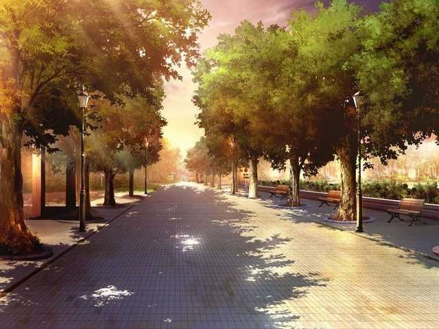Change Of Scenery Scenery Background Anime Background Anime Scenery Anime wallpaper that changes with