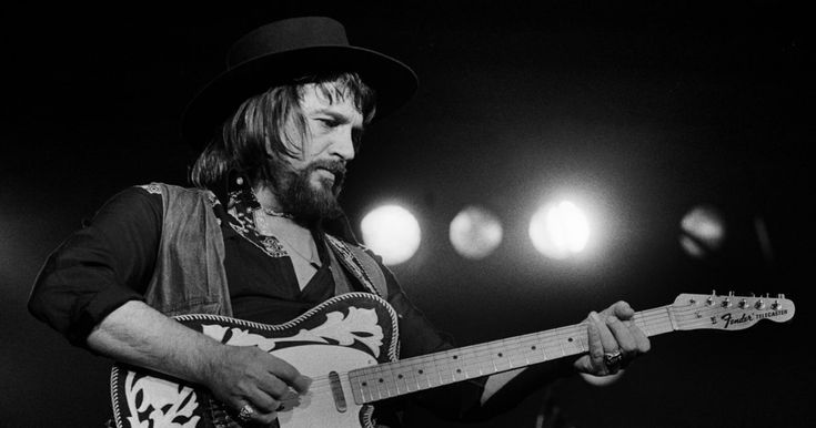 """'Luckenbach, Texas' at 40: How Waylon Jennings Created an Outlaw Fantasy  