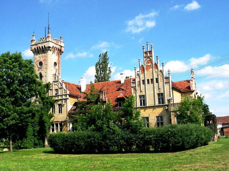 Pęgów - Pałac