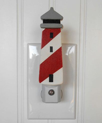 Light House NightLight: A portion of every purchase through this link supports charity.