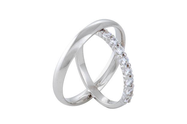 Snubní prsteny - model č. 336/04