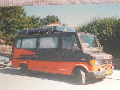 Mercedes Camper Van Photos | Camper Van Outpost