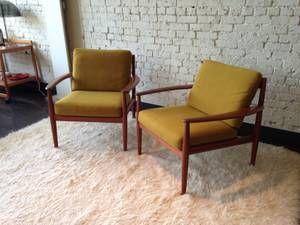 Seattle Furniture Classifieds Mid Century