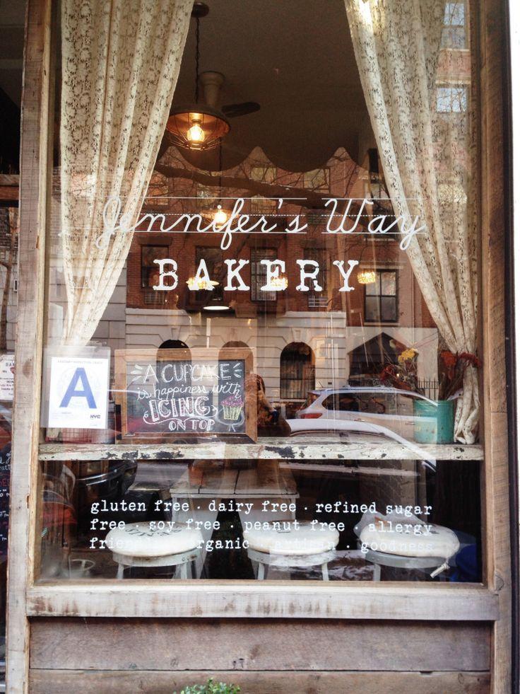 Jennifer's Way Gluten Free bakery NYC