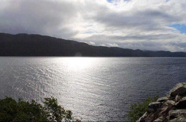 Loch Ness. Photo taken by Andrea Crossan
