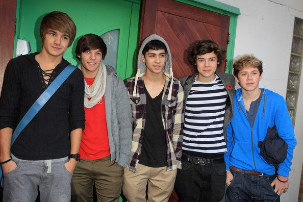 Preppy style....One Direction