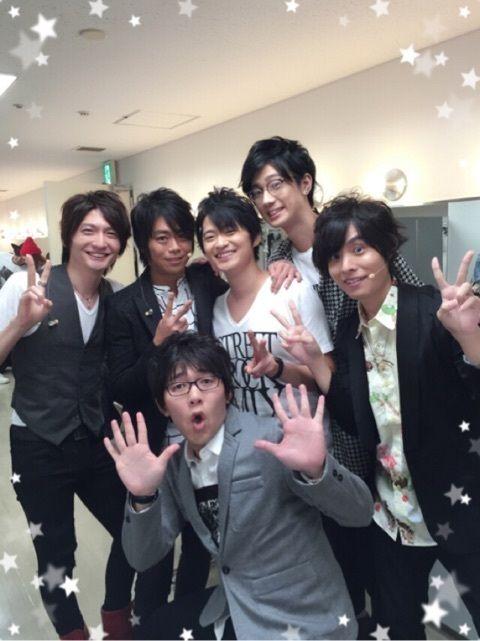 嵐 の画像|浪川大輔 オフィシャルブログ powered by Ameba