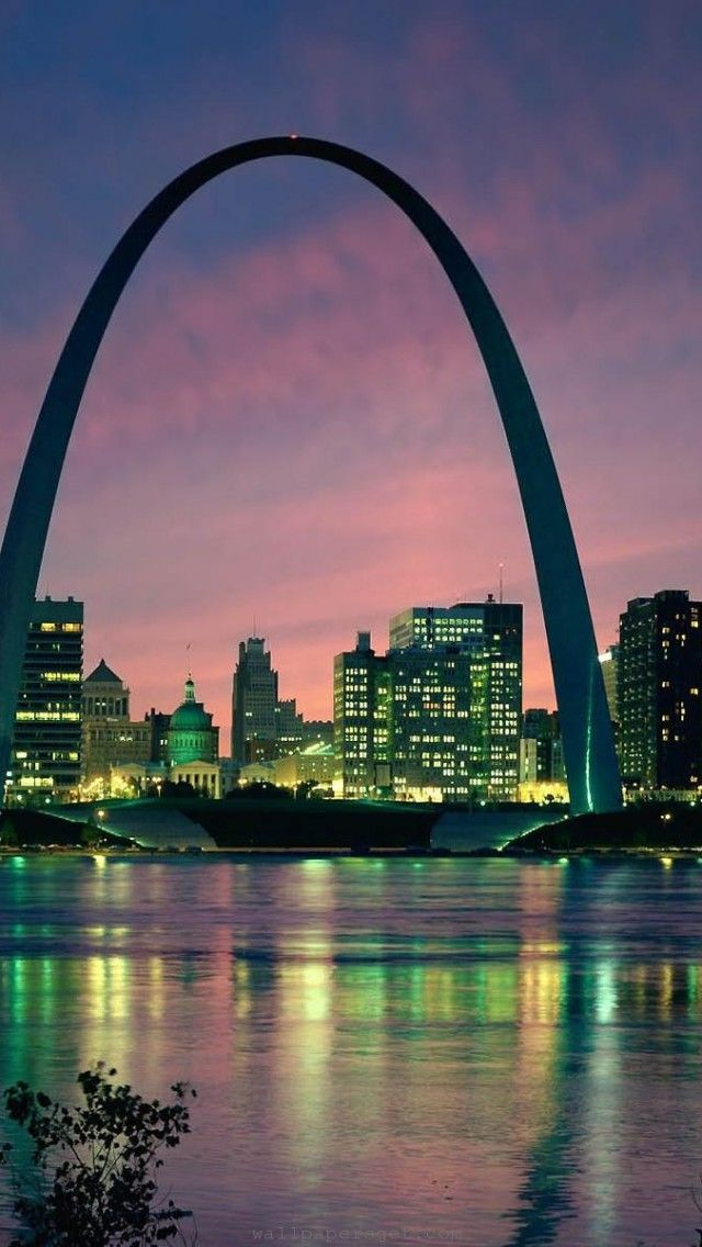 When up in this as a kid and took my son up in it in 2008#Missouri the Arch in St Louis.  1985 we took a vacation and rode in little capcules to the top.  Glad thats over with.