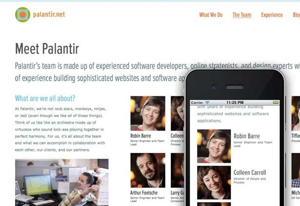 Ethan Marcotte's 20 favourite responsive sites | CSS3 | Creative Bloq