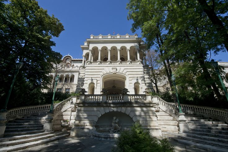 Intrarea in Palatul Cotroceni