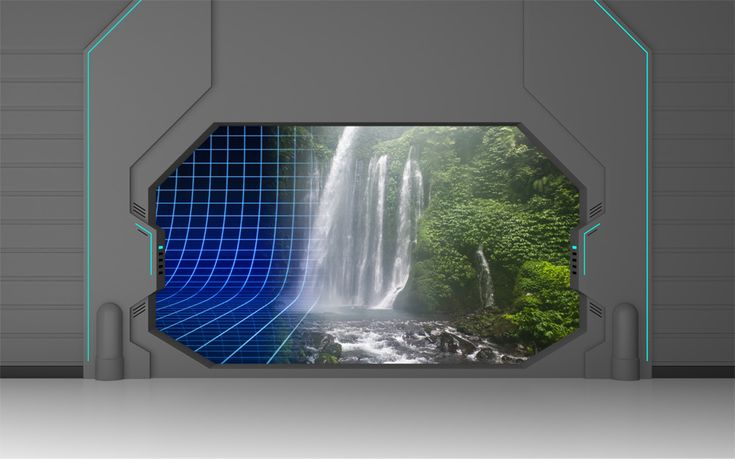 2150 - Holodeck-style environments are becoming possible