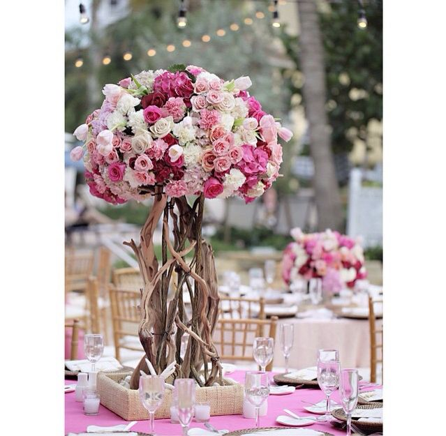 Gorgeous Floral Centerpiece