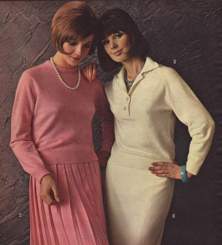 Fashion in the 1960s: Clothing Styles, T…