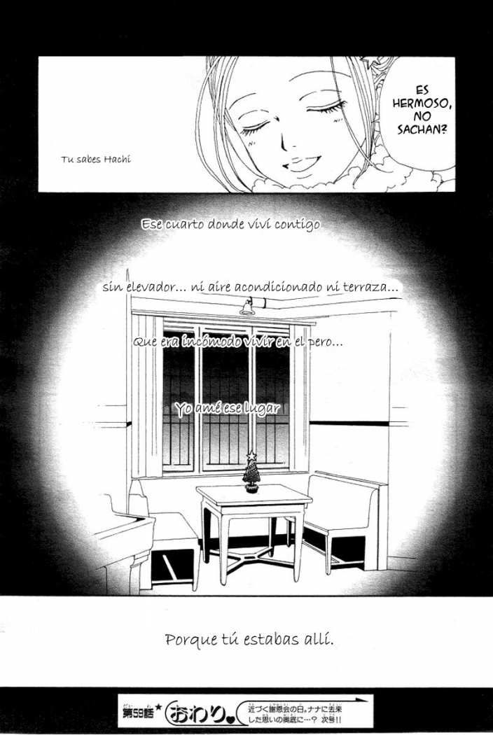 Nana 59 página 43 - Leer Manga en Español gratis en NineManga.com