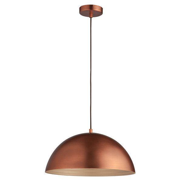 Lámpara colgante Arquitecto Cobre