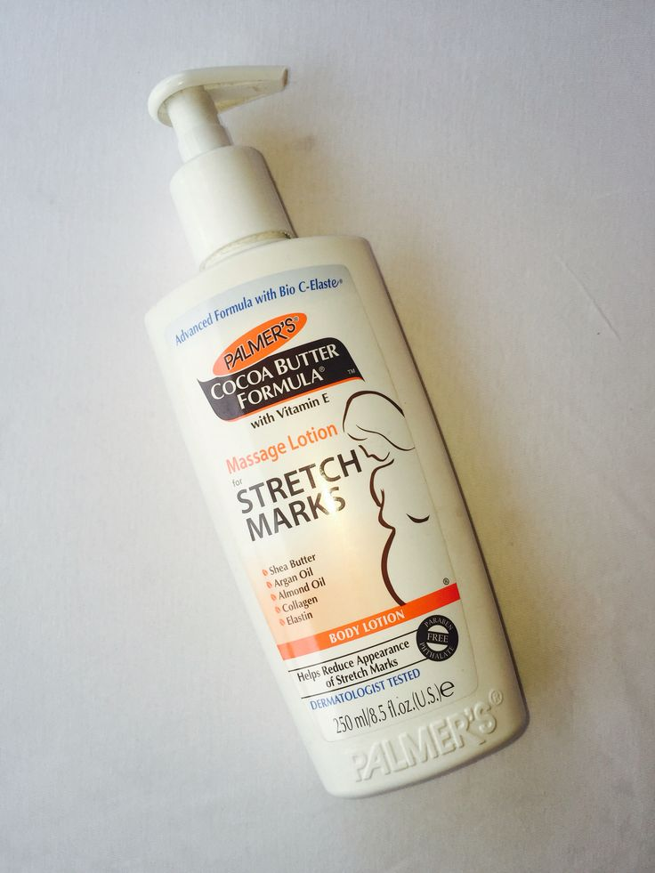 Palmer's Cocoa butter formula with vitamin-E (for stretch marks) read reviews on the blog!