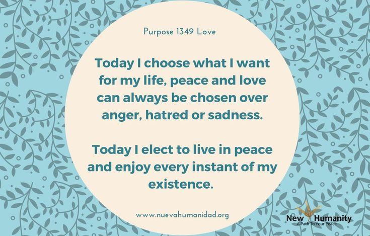 Purpose 1349 Love