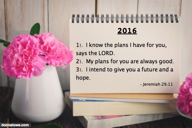 Before you plan to far ahead in 2016, make sure you include God in all your goal setting.