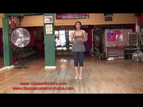 ▶ Salsa Lesson 19: Ladies Shines & Styling - YouTube