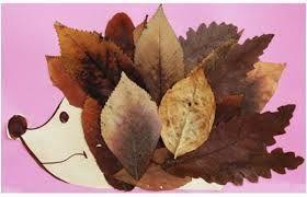 """Résultat de recherche d'images pour """"feuille d'automne bricolage"""""""