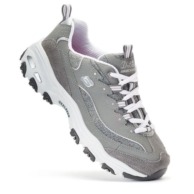 Skechers D'Lites Me Time Women's Sneakers, Size: 7.5, Beige Oth
