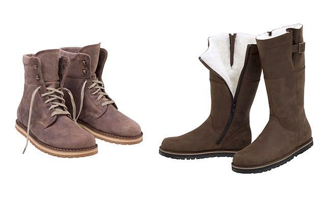 Solide Winterschuhe von Waldviertler  Die Schuhe der Marke Waldviertler werden traditionell im niederösterreichischen Waldviertel in Handarbeit gefertigt. Die Materialien stammen aus der Region, das verwendete Leder wird teils pflanzlich gegerbt und die Schuhe sollen ein Leben lang halten. Auf Nachfrage stellt GEA auch vegane Schuhe aus Mikrofaser her.