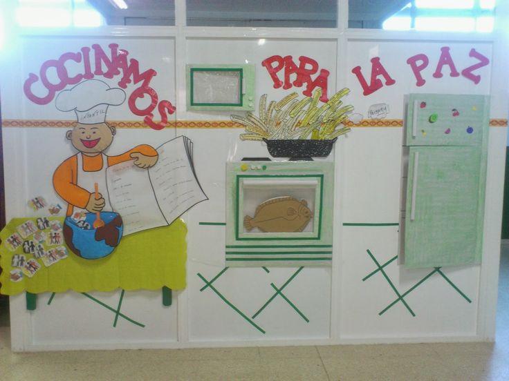 Infantil Atalaya Cantabria: día de la paz