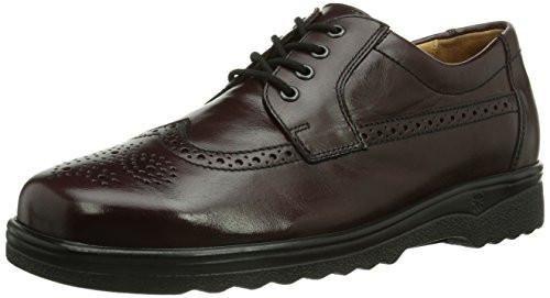 Ganter ERIC Weite G Herren Brogue Schnürhalbschuhe rot Gr. 40 bis 47,5  #Ganter #Shoerassic #Schuhgröße50 #Grau #Navy #Herrenschuhe #Schuhgröße47 #Schuhgröße49 #Schuhgröße51 #Übergrößen #Schuhgröße48 #Schwarz