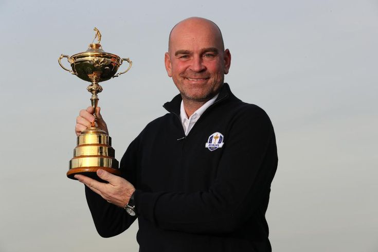 Thomas Bjørn has been named as the European captain for The 2018 Ryder Cup at Le Golf National in Paris France from September 28 - 30 2018.  The 45 year old was the first Danish player to represent Europe against the United States when he made his debut u