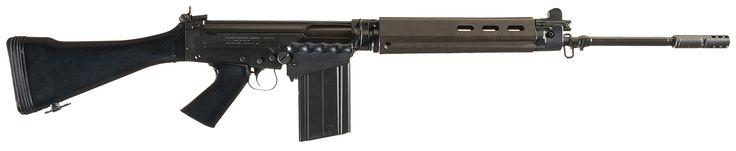Fabrique Nationale FAL Semi-Automatic Rifle