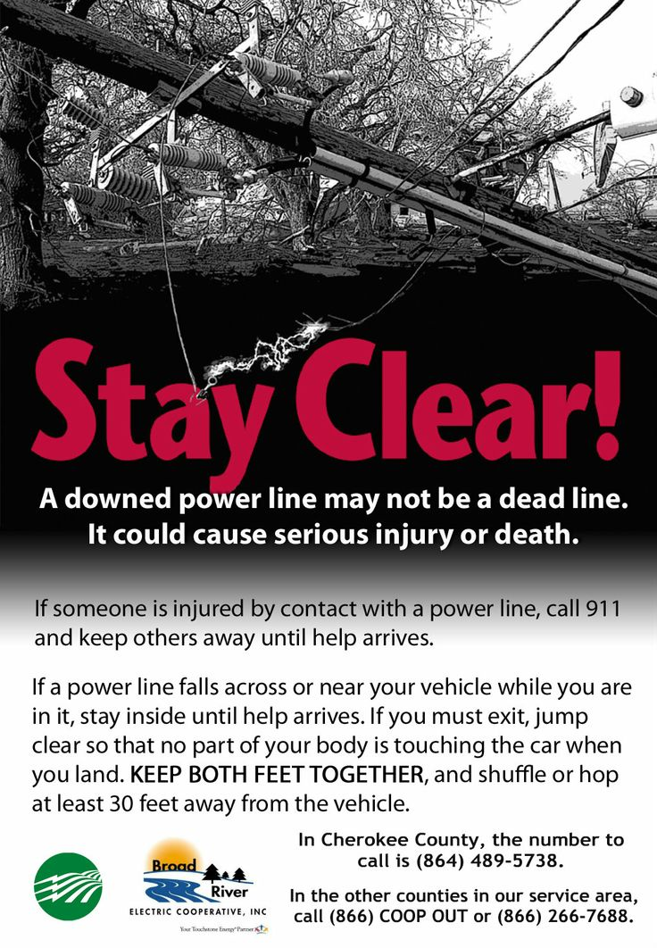 May is National Electrical Safety Month! Check out our
