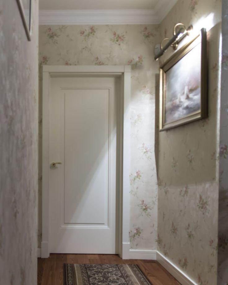 Realizacja Mixwood drzwi wewnętrzne lakierowane - mieszkanie prywatne.