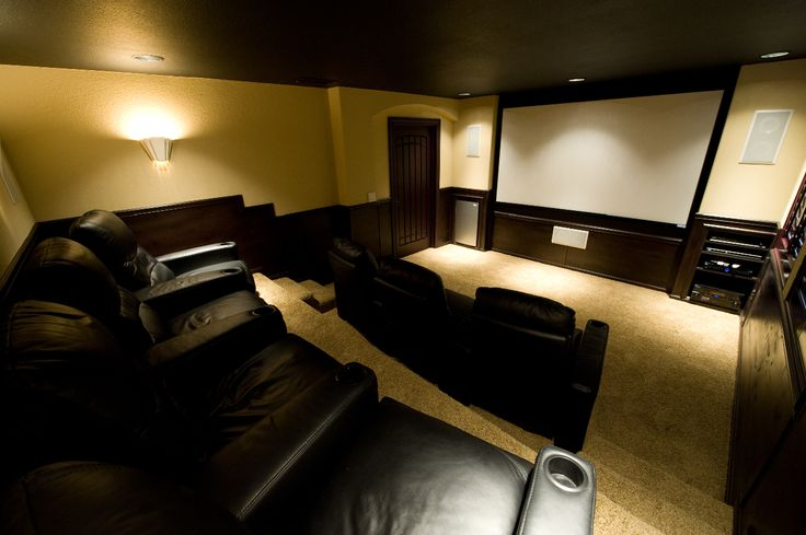 18 best images about home theater on pinterest. Black Bedroom Furniture Sets. Home Design Ideas