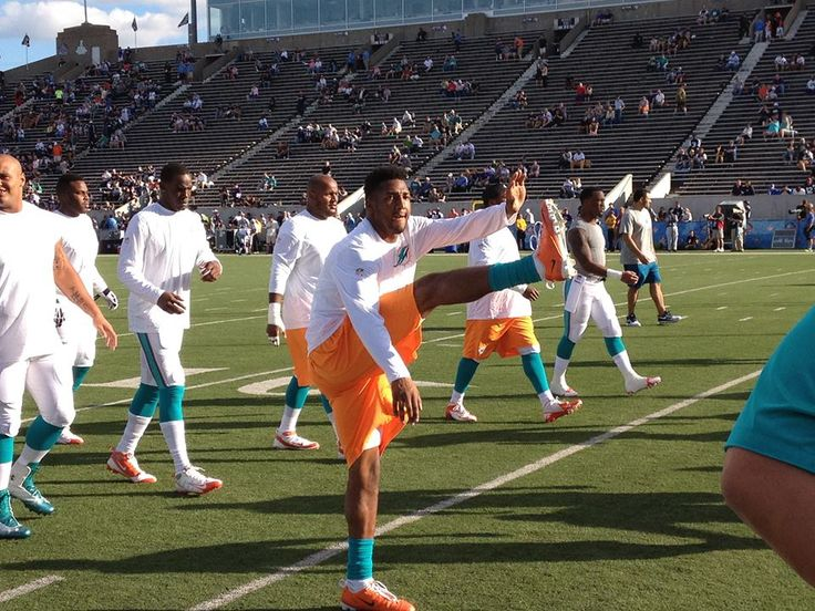 Game time is here!! The Dolphins are set to kick off the 2013 Preseason right now against the Cowboys in the Hall of Fame Game! You can watch nationally on NBC and listen on the Dolphins Radio Network or online in the Game Center: http://www.miamidolphins.com/team/schedule/game/2013/preseason0/