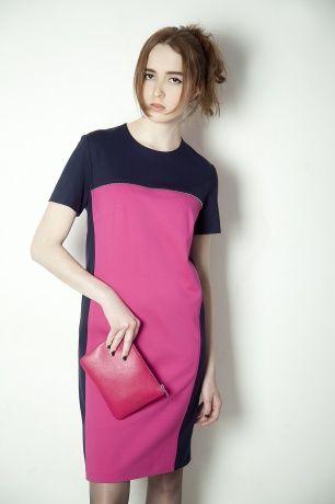 Платье-футляр из джерси. www.bekareva.ru #dress #Платье #SvetlanaBekareva