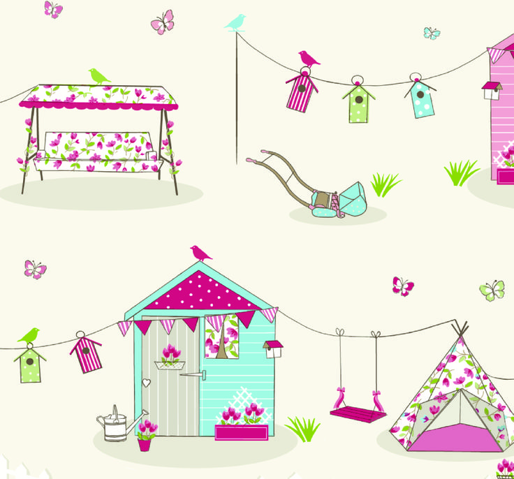 Fryett's Fabrics: Summer Holiday Candy