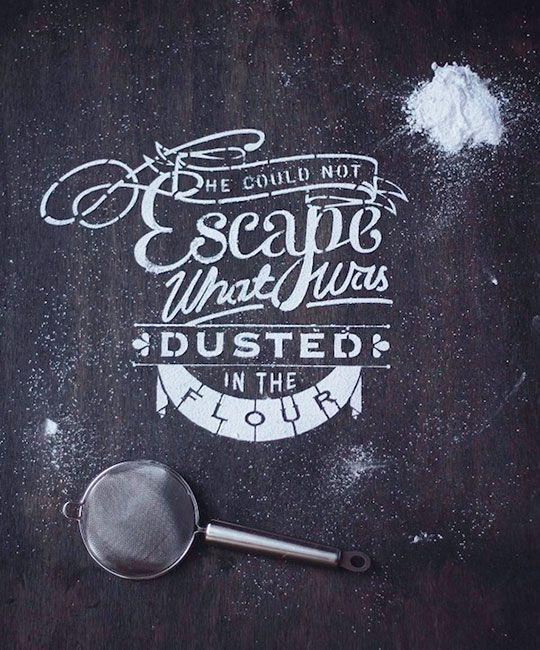 Typographie #3 : La cuisine des caractères, tous à table ! | Blog du Webdesign